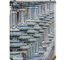 Plaza de España - Seville - Details iPad Case/Skin