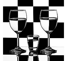 The Chess Photographic Print