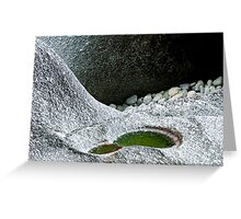 The eroded Boulders........Tropical North Queensland Greeting Card