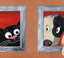 Window I by Yvonne Lautenschlaeger aka medea