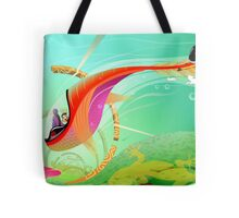 13. Lookout!: Prisoner Tote Bag