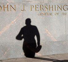 Pershing's Shadow by Cora Wandel