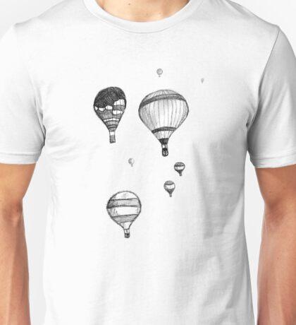 Hot Air Balloons Unisex T-Shirt