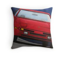 1984 Porsche 944 Throw Pillow