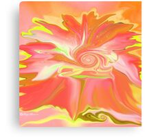 Spring Symphony -Abstract 52- wall art/ Clothing+Products Design Canvas Print