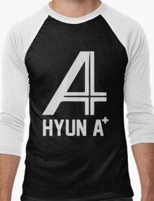 HYUNA+ Men's Baseball ¾ T-Shirt
