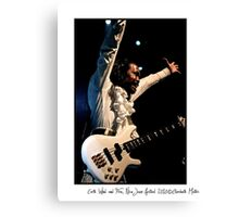 Earth Wind and Fire Canvas Print