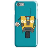 Thumb's Up From Claptrap! iPhone Case/Skin