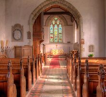 St James Church Cooling, Kent by brianfuller75