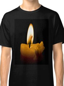 Candle in the darkness Classic T-Shirt
