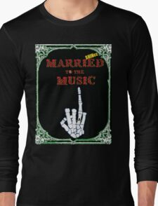 SHINee - Married To The Music Long Sleeve T-Shirt