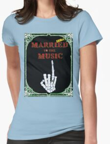 SHINee - Married To The Music Womens Fitted T-Shirt