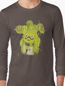 Splatoon Inspired: Squid or Kid Long Sleeve T-Shirt