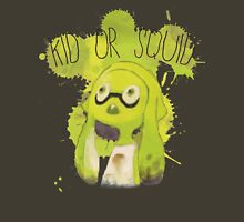 Splatoon Inspired: Squid or Kid Unisex T-Shirt