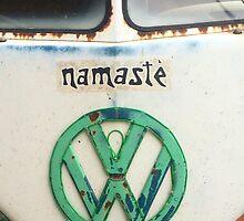 VW Bus - Namaste by nativeminnow