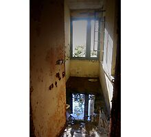 Urban Decay - Puddle Photographic Print