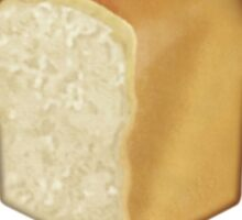 i loaf you a lot Sticker