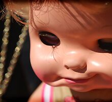 Antique Doll by Brittani Getch