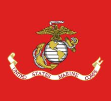 United States Marine Corps Kids Clothes