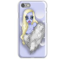Abominable Show-Babe iPhone Case/Skin