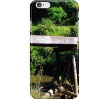 Log Jam iPhone Case/Skin