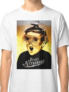 JESUS ASTRONAUT BEER GOGGLES Classic T-Shirt