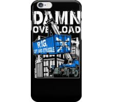 Rig Lift and Struggle iPhone Case/Skin