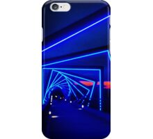 LED Lights Over Bridge iPhone Case/Skin