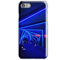 LED Lights Over Bridge iPhone Case/Skin