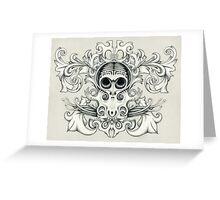 Sugar Squid Greeting Card