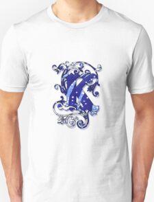 Surfin' Waves Alpha 'K' T-Shirt