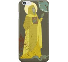 Saint Hastur of the Yellow Sign iPhone Case/Skin