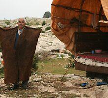 Turkish sheepherder by DKphotoart