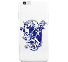 Surfin' Waves Alpha 'N' iPhone Case/Skin