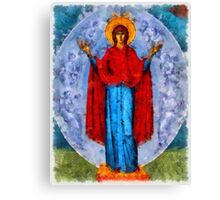 Mary by Pierre Blanchard Canvas Print