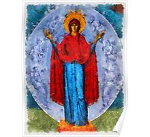 Mary by Pierre Blanchard Poster