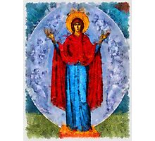 Mary by Pierre Blanchard Photographic Print