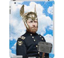 Ulysses S. Grant + Thor Mashup iPad Case/Skin