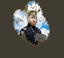 Ulysses S. Grant + Thor Mashup Unisex T-Shirt