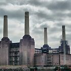 battersea power station by Janis Read-Walters