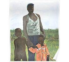 Uganda Family Poster