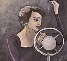 Edith Piaf by rebfrost