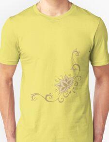 Climbing Lotus in Henna T-Shirt