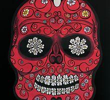 Flores De Los Muertos by Cam Vibbert