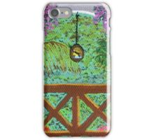 Sugar bird feeding iPhone Case/Skin