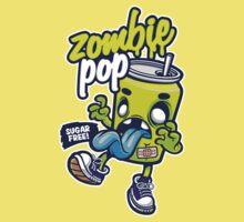 Diet Zombie pop Kids Tee