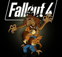 Fallout 4 (Scooby doo style) by Saigus