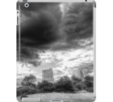 Storm Over The Castle iPad Case/Skin