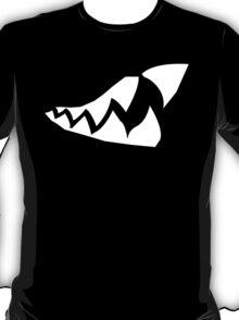 Shark Teeth Design T-Shirt