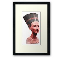 Queen of the endless Framed Print